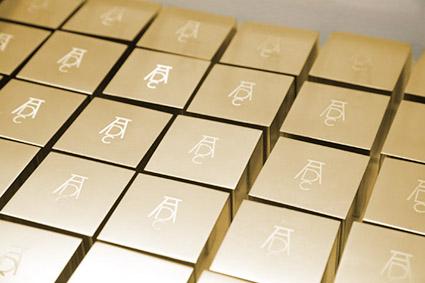 ADC Gold Cube award for Megafaces
