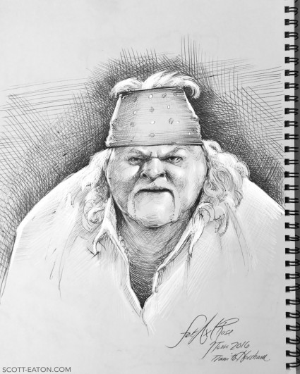 Study of a Legend - Fat Axl Rose. What the hell happened to this guy?