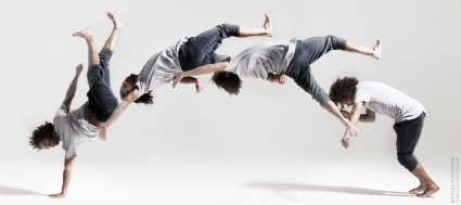 Breakdancer Jump motion sequence, Scott Eaton's Bodies in Motion