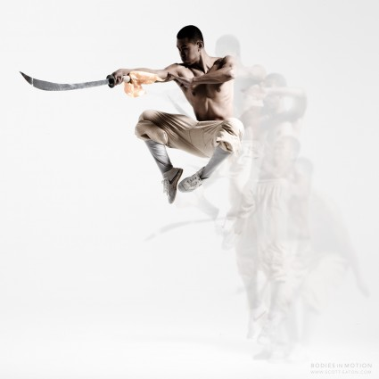 kung fu sword from my recent Bodies in Motion photo shoot