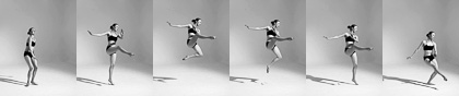 Bodies in Motion photography, dynamic figure reference for artists - classical ballet photos
