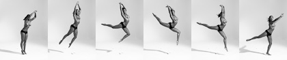 Bodies in Motion photography, dynamic figure reference for artists - contemporary dance photos