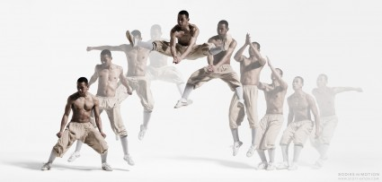 Kung Fu jump kick - Bodies in Motion 3