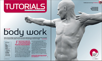 Anatomy and Zbrush figure sculpting tutorial