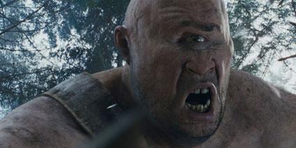 wrath of the titans cyclops - facial anatomy