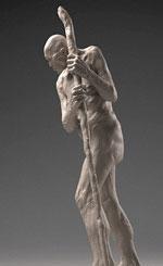 cyclops sculpture in Zbrush