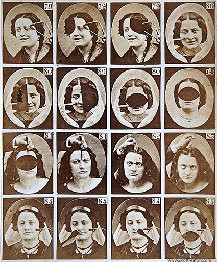 Duchenne Facial Expressions page 1