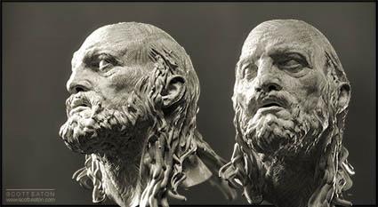 Zbrush Digital Sculpture - Hephaestus of Greek Mythology WIP