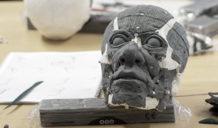 Portraiture for Artists Course: Skulls with Facial Anatomy