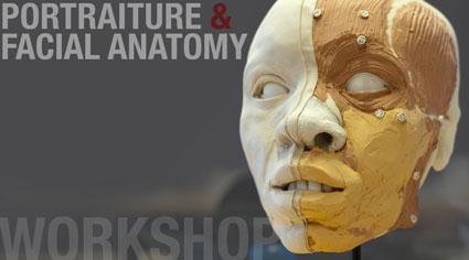 Portraiture for Artists Course: Reconstruction Exercise