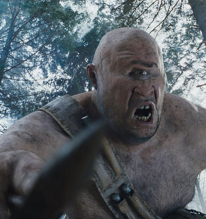 one of Scott's cyclops designs from Wrath of the Titans